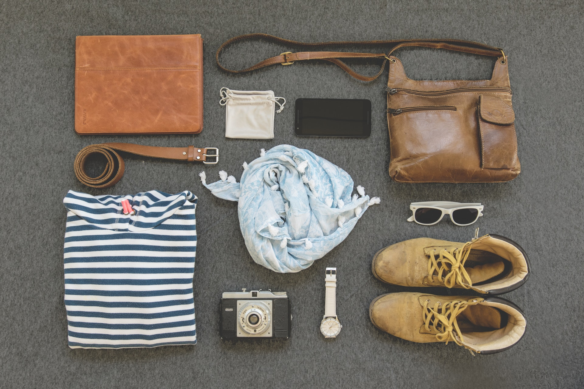 Hand bag fashion