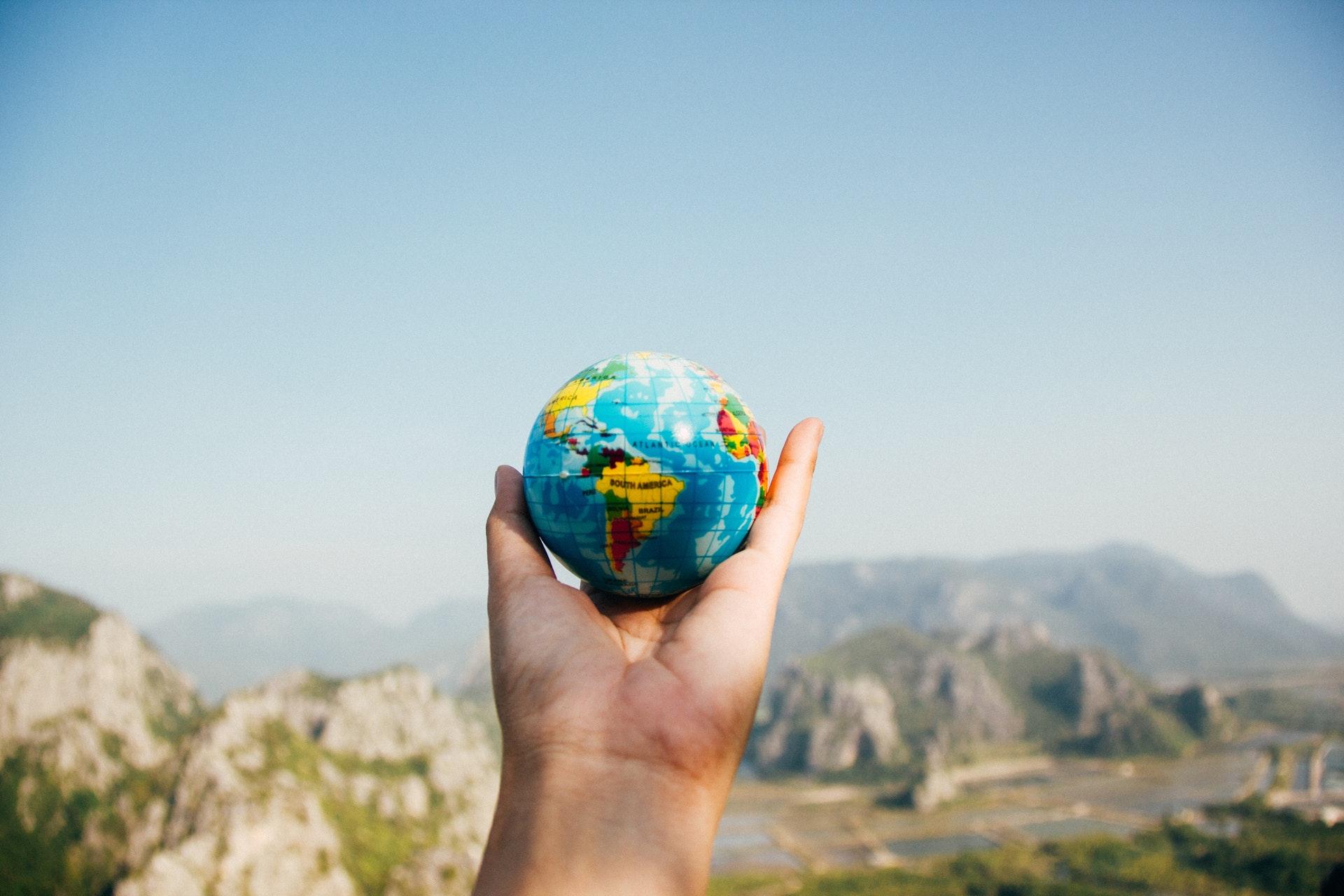 Visit whole world