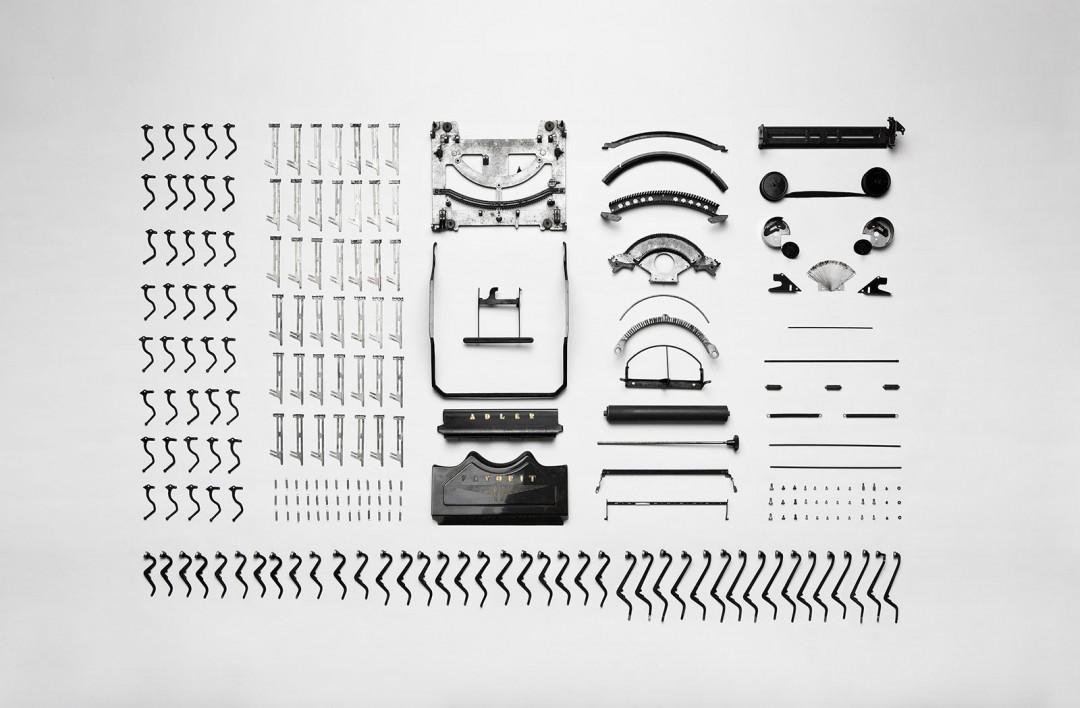 Typewriter Apart