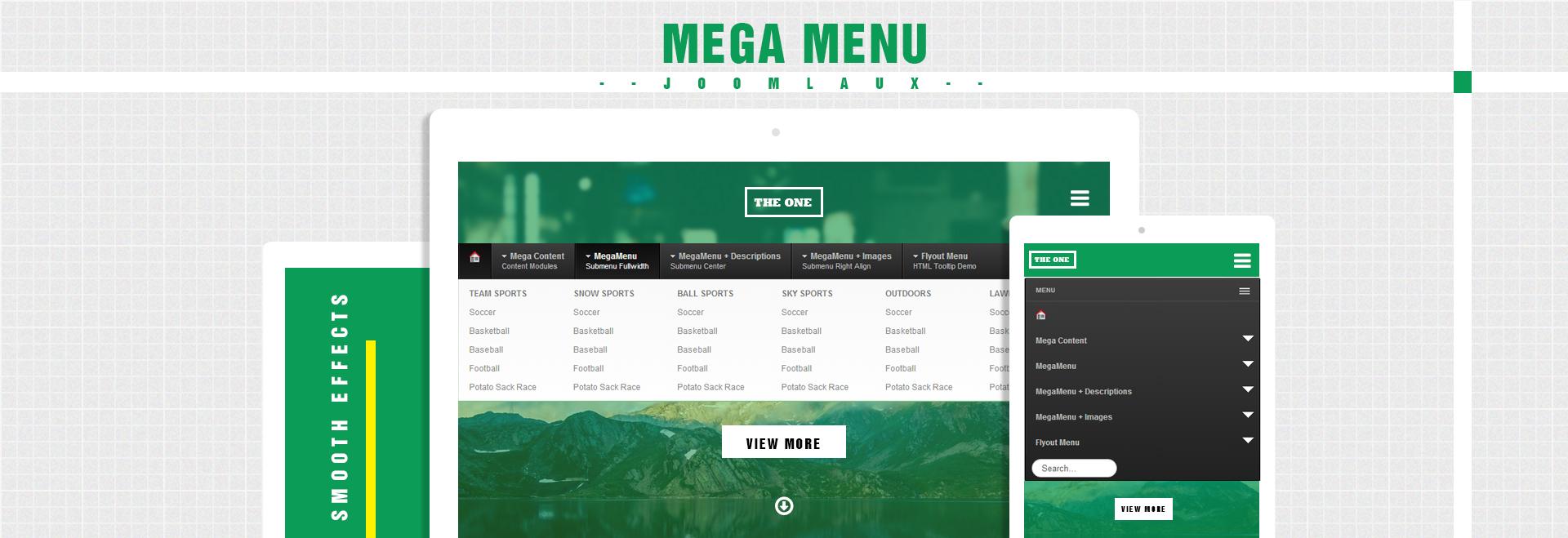 Vertical menu joomla template template : 2018